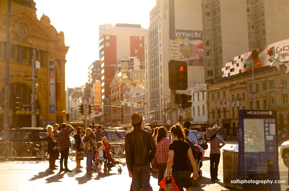 Melbourne streets -  15