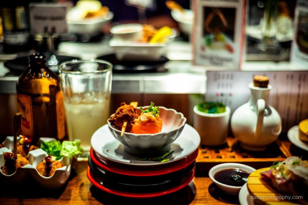 Dinner at Sakura-1
