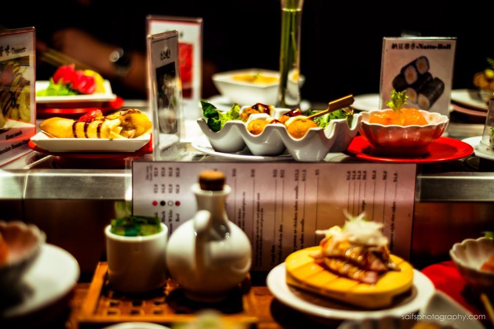 Dinner at Sakura-2